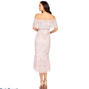 NWT Off-shoulder dress cocktail wedding